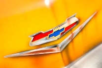 1956 Chevy Faux Patina Drag Car 022