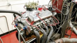0903chp 01 Pl 540 Chevy Big Block Engine Build Big Block Engine On Dyno