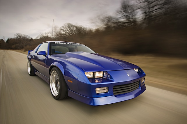 here s one of the coolest third gen camaros you ll ever see 1989 chevy camaro super chevy