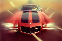 1970 Chevrolet Camaro Z28 Color Front