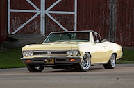 This 1966 Chevelle SS Convertible is Not Your Average Drop-Top