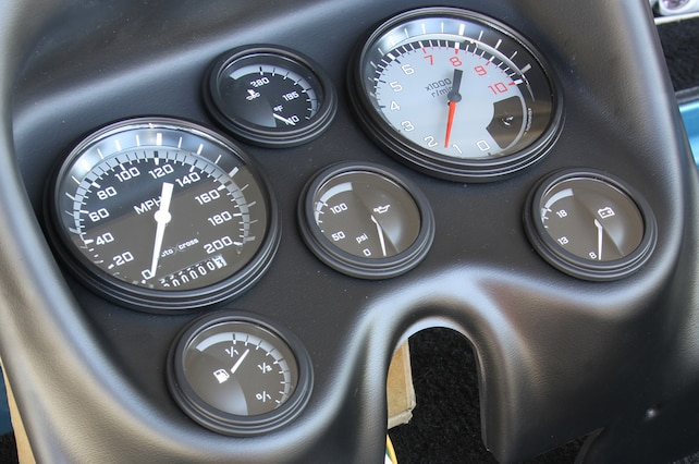 [WQZT_9871]  The Right Way to Wire Up Gauges for Your Classic Chevy | Chevrolet Battery Gauge Wiring |  | Super Chevy