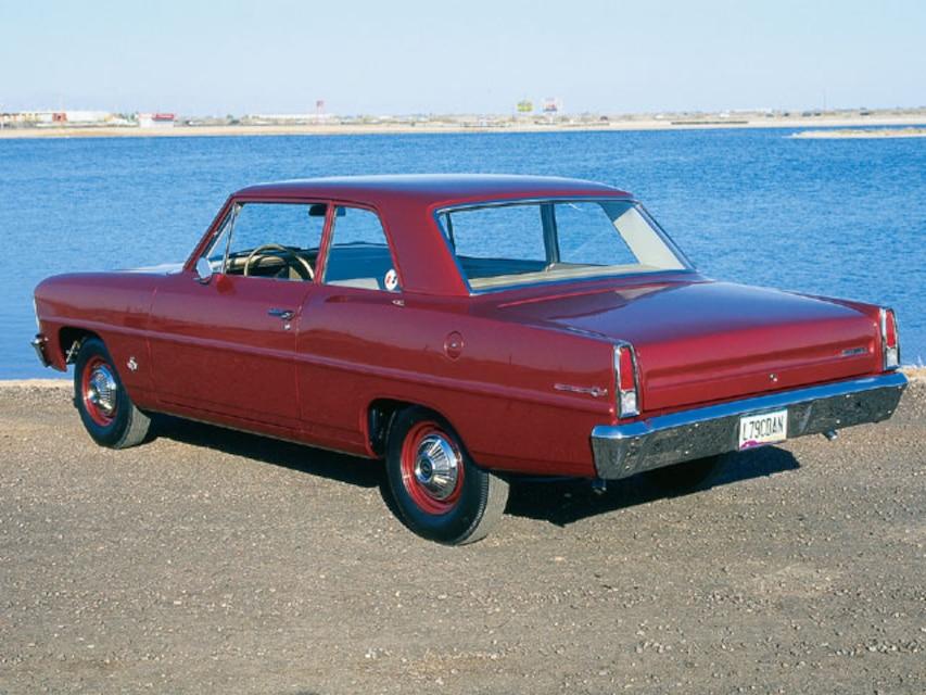 1966 Chevy Nova Rare Low Mileage L79 Powered Chevy Ii Super Chevy Magazine