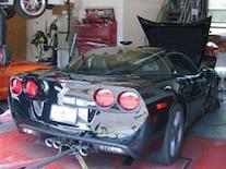 Vemp 0905 01 Pl Simple Mods 2008 Chevrolet Corvette Installation Shop