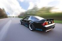 1987 Third Gen Camaro Rear Suspension Upgrade 001