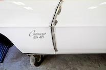 029 1969 Camaro White Hugger Orange Pacecar Convertable A1 Design LS