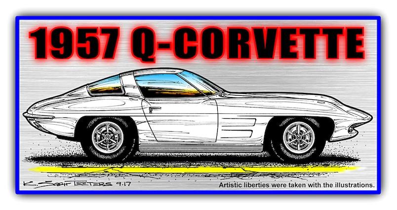 001 K Scott Teeters 1957 Q Corvette Passenger Side