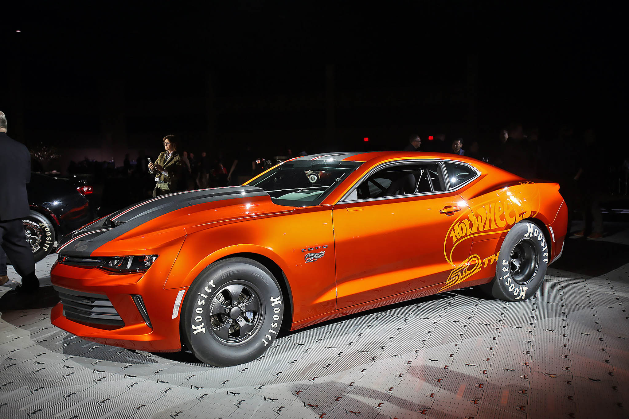 Chevrolet Debuts Drag Camaro Packages at SEMA 2017 #TENSEMA17