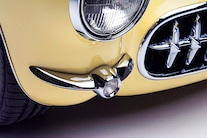 21 1957 Chevrolet Corvette C1 Steves Auto Restoration Habben