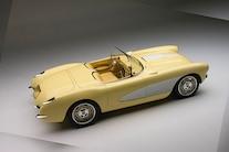 06 1957 Chevrolet Corvette C1 Steves Auto Restoration Habben