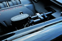15 1956 Chevrolet Corvette LS Edge