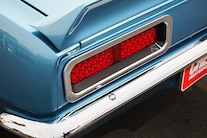 1967 Chevy Camaro Taillight