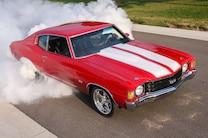 001 Horsepower Tips Chevelle Burnout