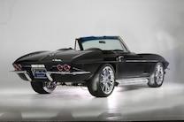 1967 Chevrolet Corvette Black Blue 25