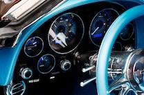1967 Chevrolet Corvette Black Blue 16
