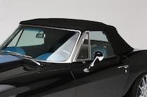 1967 Chevrolet Corvette Black Blue 06 Window