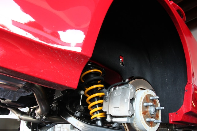 2014 Chevy Ss Suspension Springs