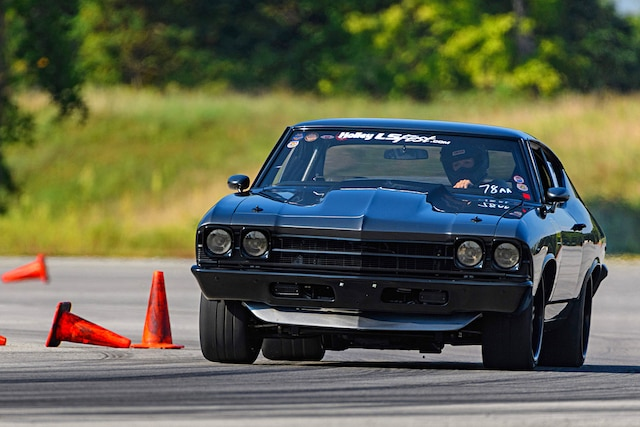 A Great Coilover Suspension Upgrade for Classic Chevelles