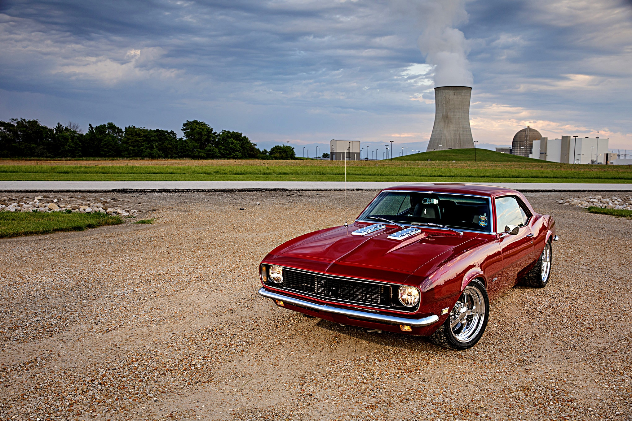 Totally Custom, Top-Notch Pro Touring 1968 Camaro