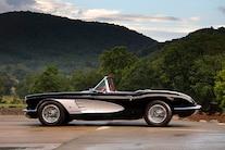 01 1959 Chevrolet Corvette C1 Daniels