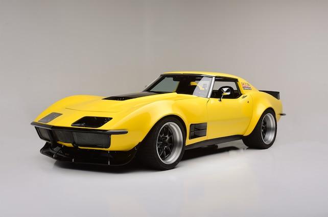 1972 Chevrolet Corvette Scottsdale Barrett Jackson Auction 48 Hour 001