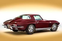 10 1966 Corvette Sting Ray Coupe C2 Big Block 427 425