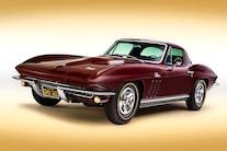 08 1966 Corvette Sting Ray Coupe C2 Big Block 427 425