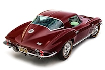 03 1966 Corvette Sting Ray Coupe C2 Big Block 427 425