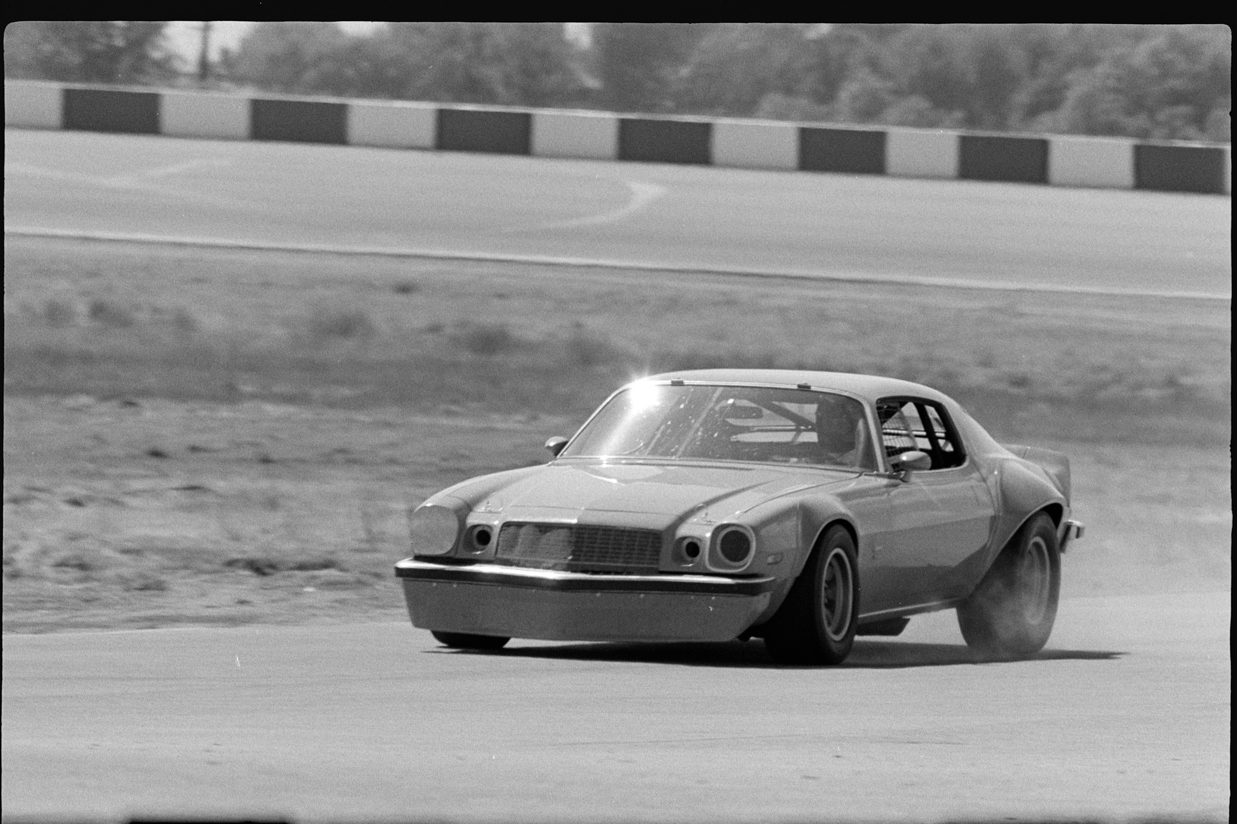The First IROC Chevrolet Camaros Built by Roger Penske and Mark Donohue in 1974