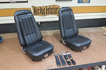 Upgrading Your Tired C3 Corvette Seats