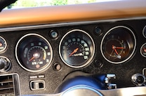 005 Ginger 1970 Chevrolet Chevelle Ss454 Ls6 Instrument Panel