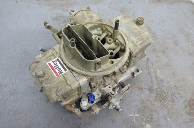 Boost Referenced Carburetor Holley 4150 4160 Power Valve 21