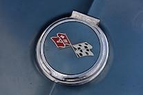 020 1967 Corvette Convertible Big Block Schutzbank