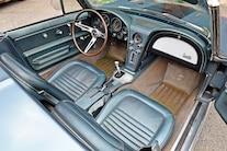 014 1967 Corvette Convertible Big Block Schutzbank