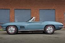004 1967 Corvette Convertible Big Block Schutzbank