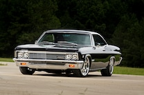 1966 Chevy Impala Front Side View