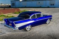 048 Pro Touring 1957 Chevy Bel Air