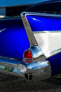 045 Pro Touring 1957 Chevy Bel Air