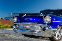 039 Pro Touring 1957 Chevy Bel Air