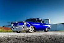 036 Pro Touring 1957 Chevy Bel Air