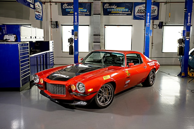 1970 Camaro Classic Industries Falken Muscle Car C 001