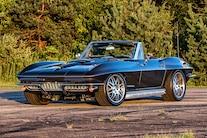02 1967 Corvette Convertible LS 427 Jurius
