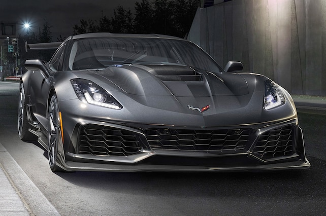 Hennessey Dials way Past 11, Offers 1,200 HP for 2019 ...
