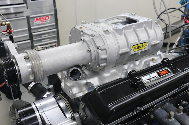 Weiand Blower Supercharger Dyno Blown Budget
