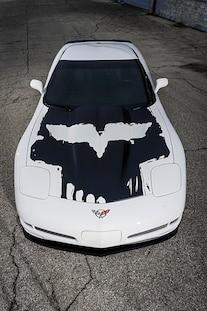 03 2001 Corvette C5 Coupe Butel