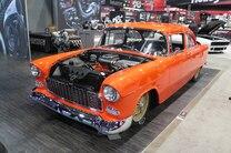 001 Sema 2015 Tri Five Chevy 1955 1956 1957
