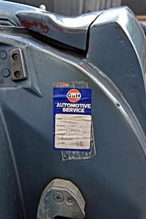 022 1967 Corvette Convertible Big Block Schutzbank