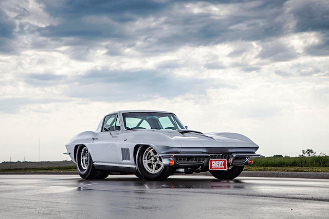 001 1965 Pro Street Corvette