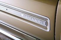 018 Pro Touring 1966 Chevy Nova