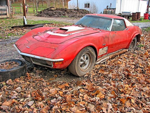 01 1971 Corvette Coupe LS6 Smith